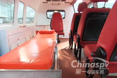 金杯大海狮救护车sy6548ms1bh