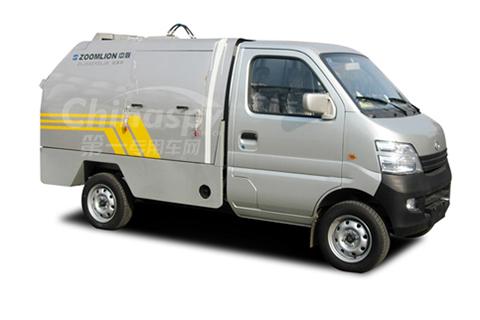 中联重科zlj5021zlje4垃圾压缩车