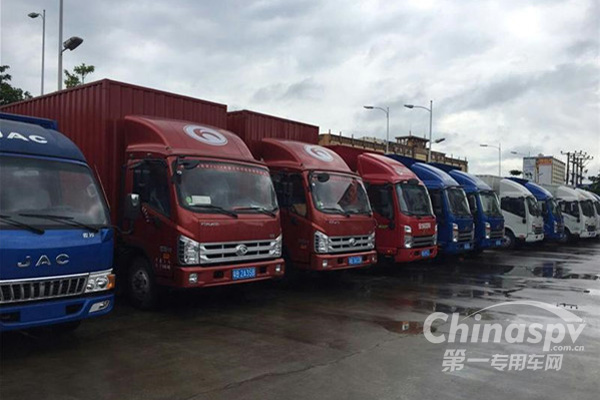 交通部:营运载货汽车安全技术再升级