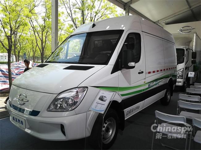 长江SP06纯电动物流车