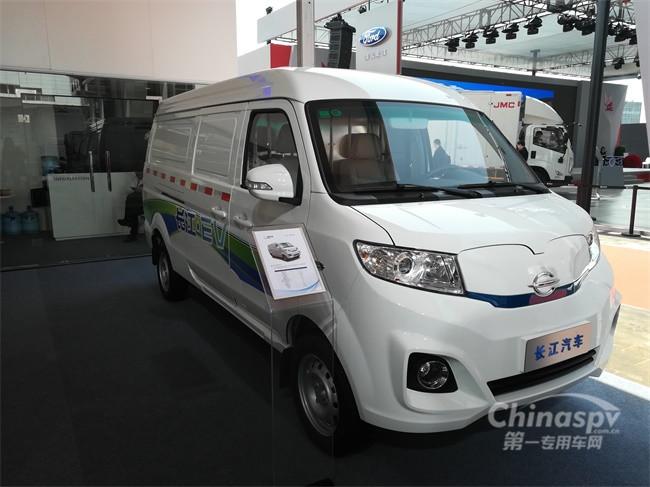 长江SP04纯电动物流车