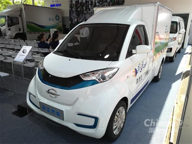 长江SM01纯电动物流车