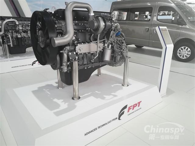 2018北京车展菲亚特Cursor 9国六发动机
