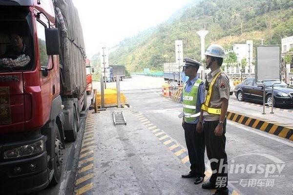 北京:推广货车超限不停车检验系统