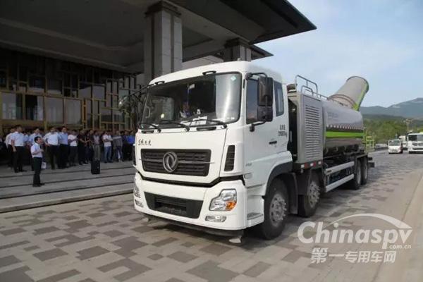 中联环境建设美丽连云港