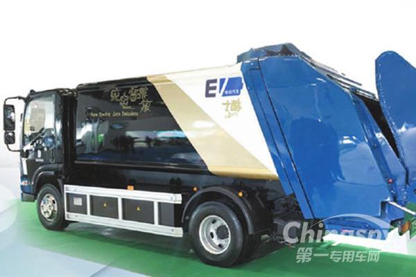 全国首个纯电动物流车运营补贴办法出台