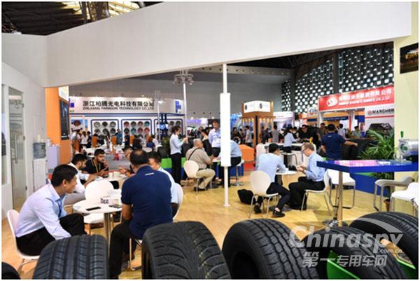 中国国际轮胎轮毂博览会将在沪举办