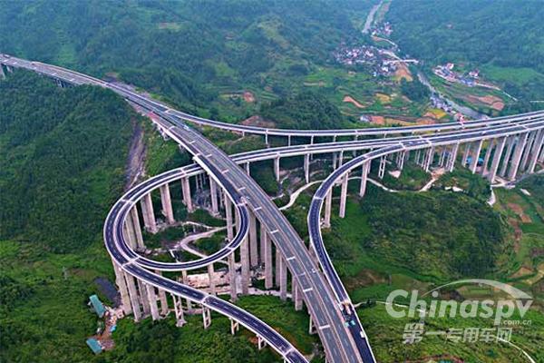 湖南:S99龙山至吉首高速公路最高限速提升