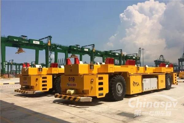 零排放 微宏快充为港口运输电动化蓄力