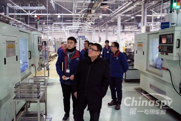 强基工程落户传统内燃机零部件企业