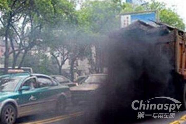 广东:污染天气可对柴油货车限行