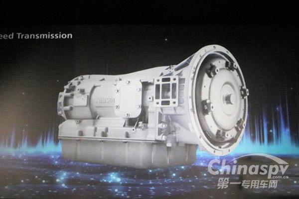 艾里逊推出9速全自动变速箱及扩电动化产品