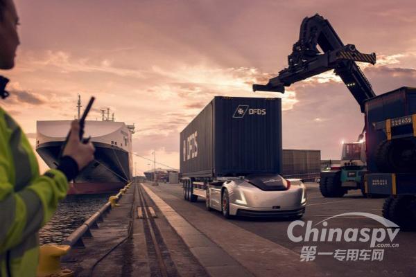 Vera:在物流中心与港口之间实现自动运输