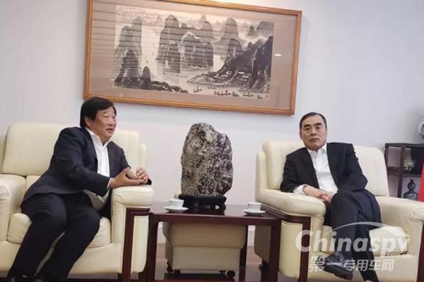 驻日本大使孔铉佑:全力支持潍柴在日本发展