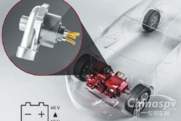 电动涡轮增压将是重要的技术发展趋势