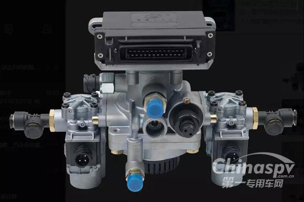 多功能挂车ABS为国内挂车提供更安全高效的选择