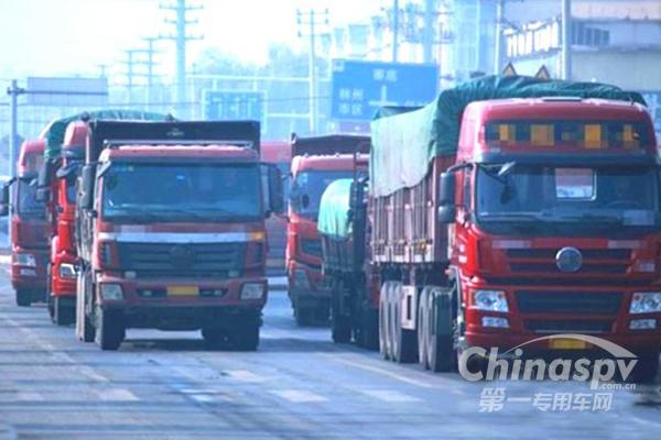 潍坊市部分区域禁行国三以下重型柴油车