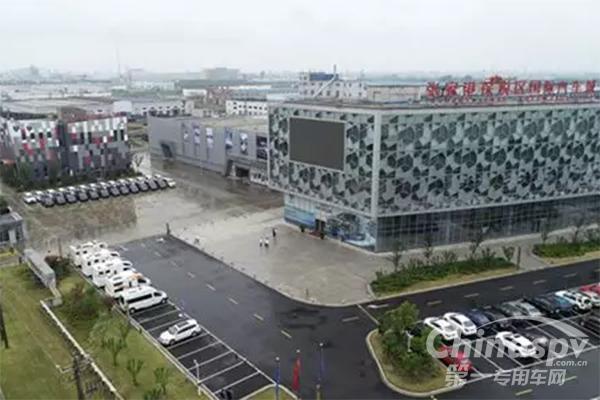华东房车交易中心即将正式投入运营