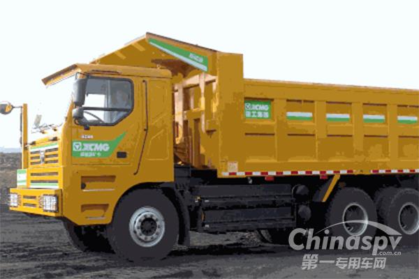 徐工纯电动矿用自卸车批量发车