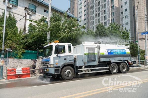 阳川环卫车辆配备艾里逊变速箱产品