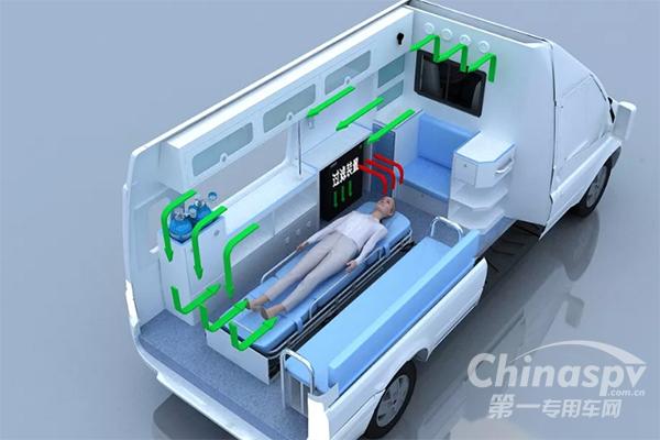 """负压救护车:疫情防控中的""""最强口罩"""""""