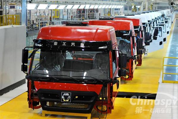 徐工:双向并轨一体推进 助推汽车产品质量水平再上新台阶