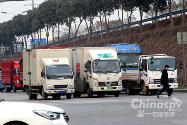 广东江门:10月1号起采用新的货车禁限行措施