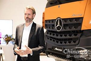 """高可靠性的选择,戴姆勒-奔驰给专用车带来""""信心""""光环"""