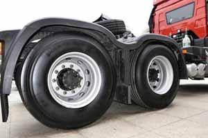 鉴别轮胎仅需4步,对冒牌产品坚决说不!