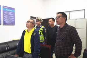 湖南省治超办开展维护企业、货车司机大走访活动